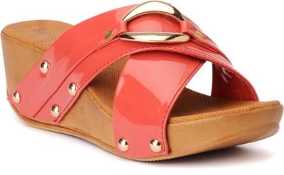 Bruno Manetti 3082 Women Pink Wedges