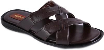 Balujas Men Brown Sandals