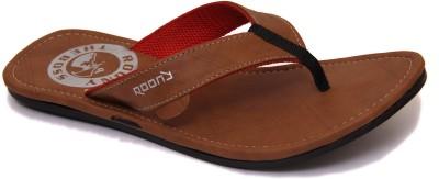 Roony Men Tan Sandals