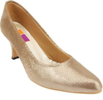 Tycoon Women Beige Heels