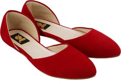Gossip Women Red Flats
