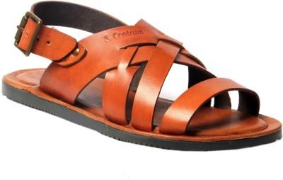 Style Centrum Men Tan Sandals