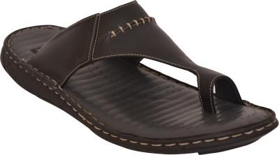 1 WALK Men Black Sandals