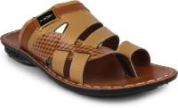 Columbus Men Tan Sandals