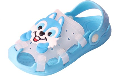 BABA ENTERPRISES Boys Blue Sandals