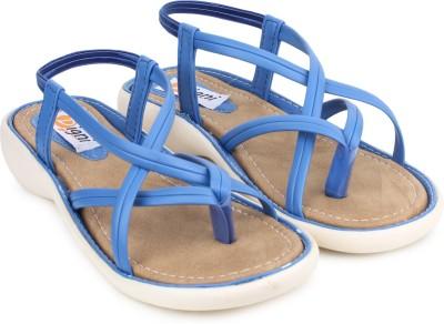 Digni Women Blue Flats