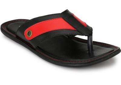 italia Men Red Sandals