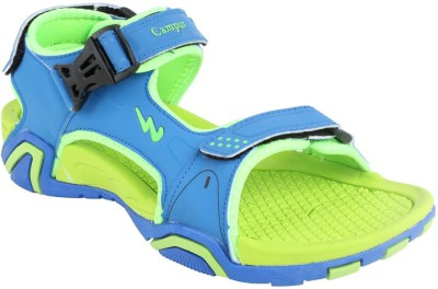Action Campus Men Blue, Green Sandals
