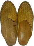 B R TRADING Men Natural Brown Sandals