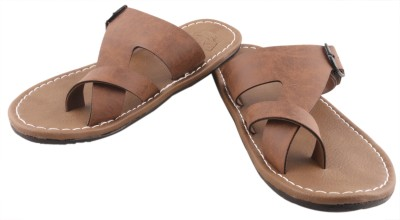 Gasser 869-brn Men Brown Sandals