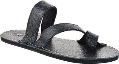Willywinkies Men Black Sandals