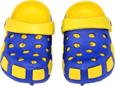 Crocslite Girls Blue Sandals