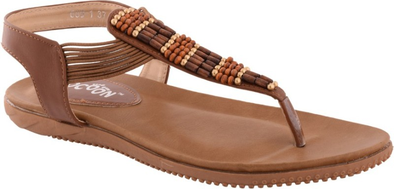 Cocoon Women Brown Flats