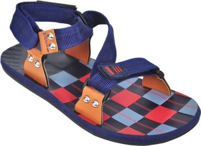 Domestiq Men Blue Sandals
