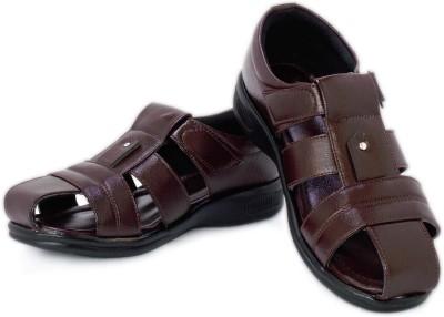 ADX Men Brown Sandals