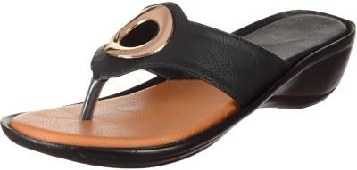 WeDeshi Women Brown, Black Heels