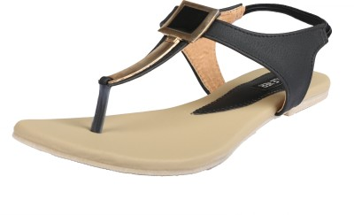 Style Her Women Black Flats