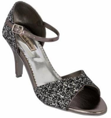 Indulgence Women Grey Heels