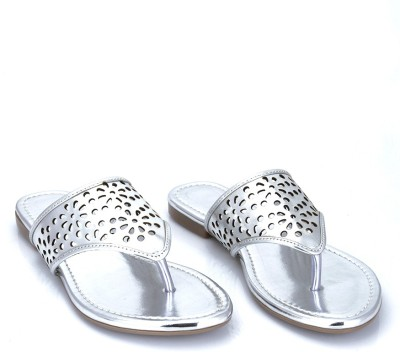 Stylemyway Women Silver Flats