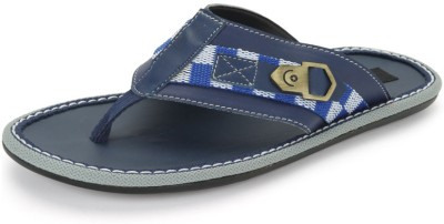 Nawaabs STEP8102 Men Blue Flats