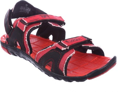 Odyssia Men Red Sandals