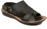 Asian Men Black Sandals