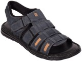 Argo Men Blue Sandals