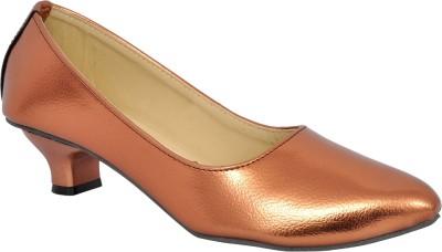 Altek Women Brown Heels