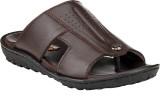 Franklien Men Brown Sandals