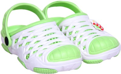 Time Expert Baby Boys Green Sandals
