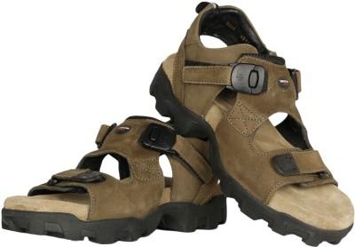 Woodland Men OLIVE Sports Sandals at flipkart