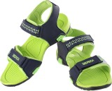 Zedrock Men Blue Sandals
