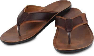 Do Bhai Men Brown Sandals