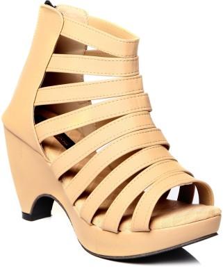 Trilokani Women Natural Heels