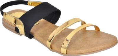 Shoe Dice Women Black Flats