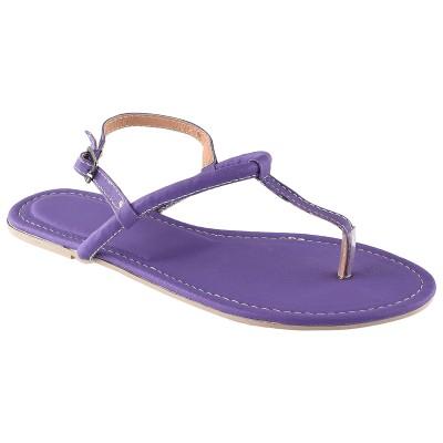 YATHA Women, Girls Purple Flats
