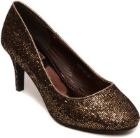 Flat n Heels Women Brown Heels