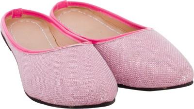 Ridhi Sidhi Women Pink Flats