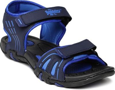 Roadster Men Blue Sandals