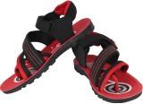 Bersache Men Red Sandals