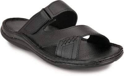 Boxwood Men Black Sandals