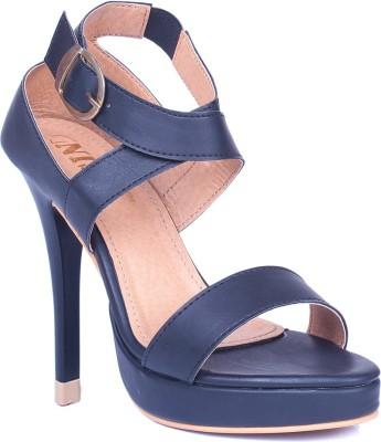 Gnist Women Black Heels
