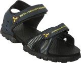 Spinn Men NAVY/YELLOW Sandals