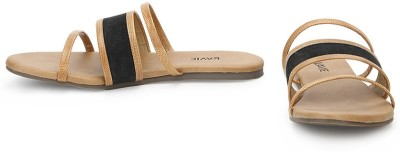 Lavie Women Tan Flats