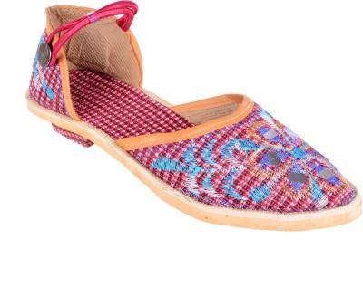 Pinkcity Arts Girls Multicolor Sandals