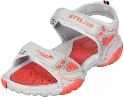 Style HD Men Red Sandals
