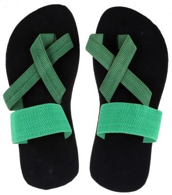Tripssy Men Green Sandals