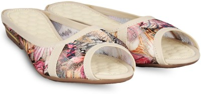 Anand Archies Women Beige Flats
