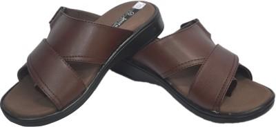 Jenfars Mcp Men Brown Sandals