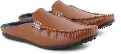GS Men Tan Sandals